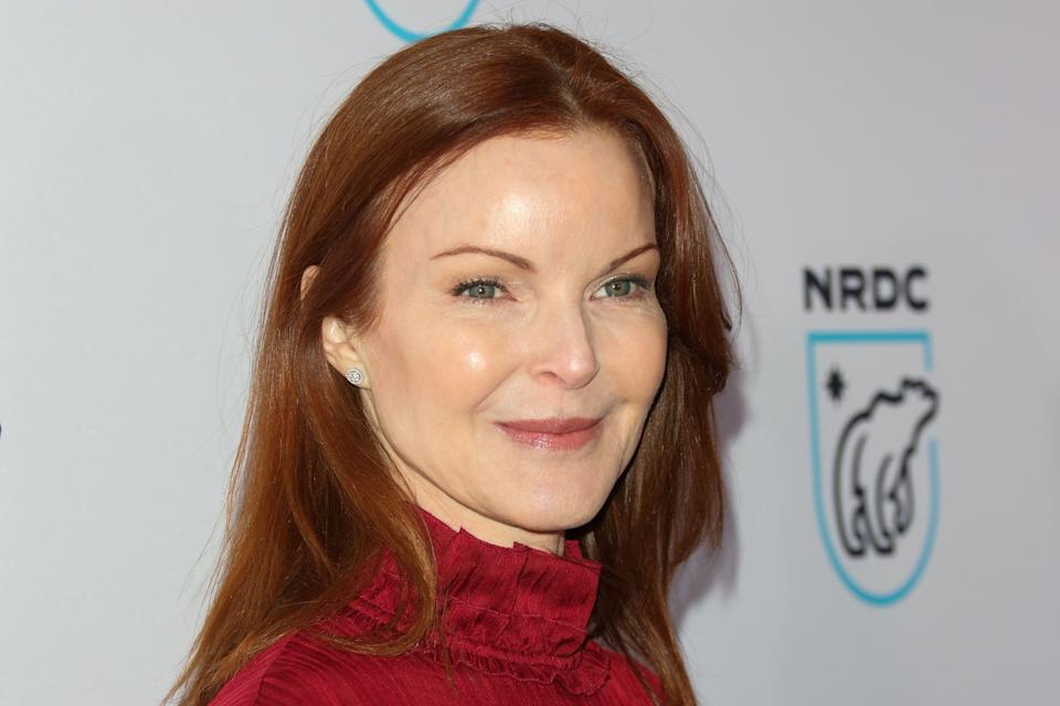 Marcia Cross. Image via Getty Images.