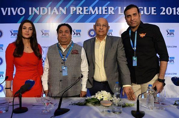 The 2018 IPL auctions were held at Bangalore