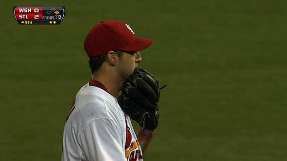 Cardinals DJ plays all one-hit wonders the day after Michael Wacha's one-hitter