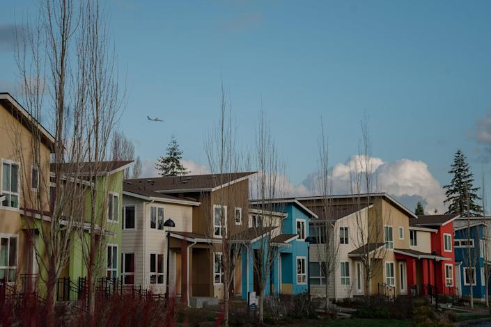 """Greenbridge, a mixed-income community near Seattle, offers a model for reimagining public housing.<span class=""""copyright"""">Jovelle Tamayo for TIME</span>"""