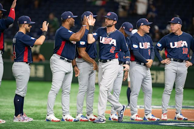 Team USA could have even more talent available for the 2020 Tokyo Olympics. (Photo by Gene Wang/Getty Images)