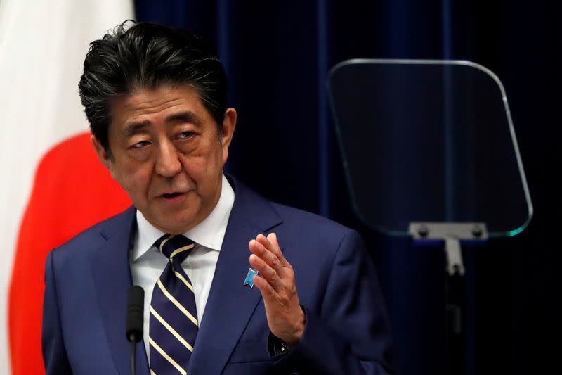 Japan's Abe says wants to do his best at job, amid worries over health