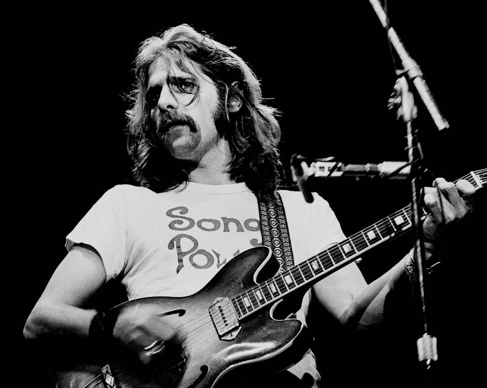 <p>A founding member of the Eagles, Glenn Frey, died on Jan. 18, 2016 at 67 from complications arising from rheumatoid arthritis, colitis and pneumonia. Photo from Getty Images. </p>