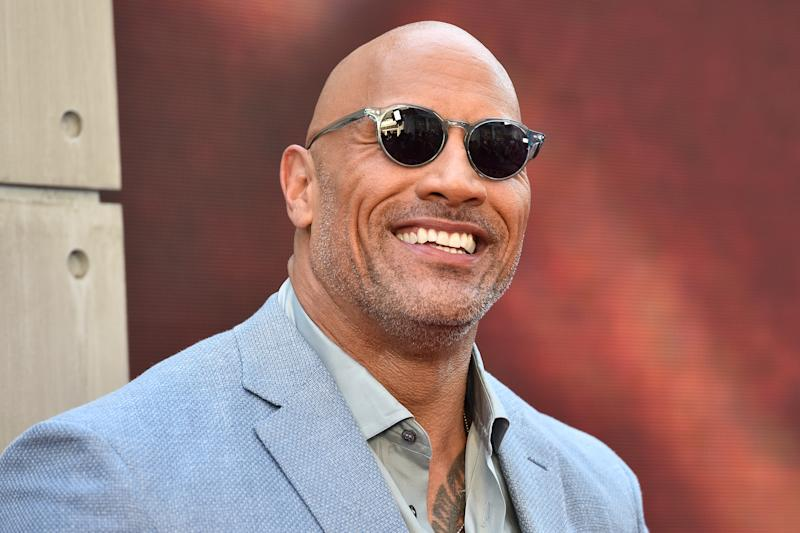Dwayne 'The Rock' Johnson says 'generation snowflake' is too easily offended