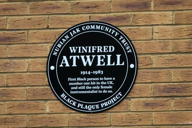 The Black Plaque Project