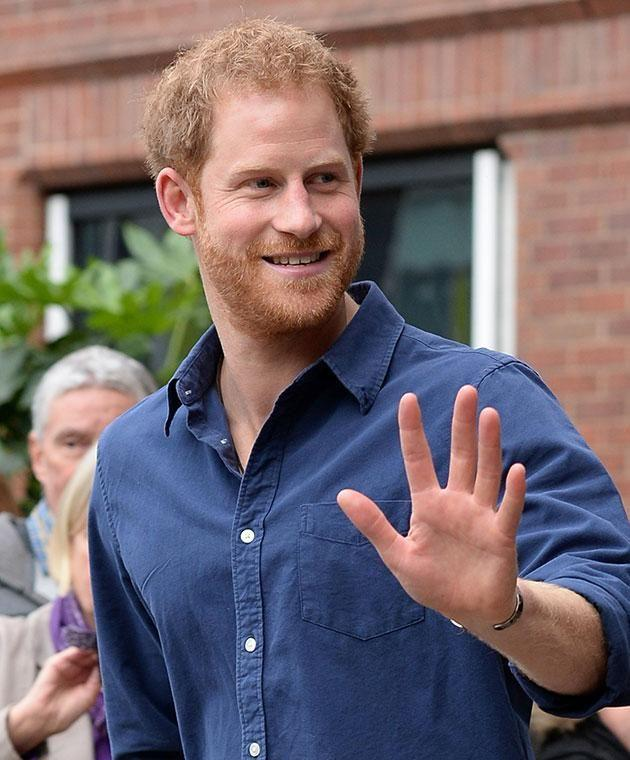 Is Prince Harry already planning the wedding. Photo: Getty