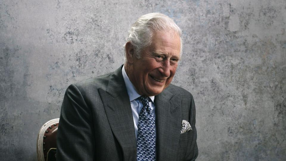 WARNING: Embargoed for publication until 00:00:01 on 21/09/2021 - Programme Name: Prince Philip: The Royal Family Remembers - TX: n/a - Episode: Prince Philip: The Royal Family Remembers (No. n/a) - Picture Shows: HRH The Prince of Wales  - (C) Oxford Films - Photographer: -