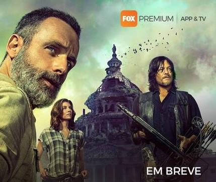 Primeira imagem de nova temporada de 'The Walking Dead' mostra novo visual de Rick
