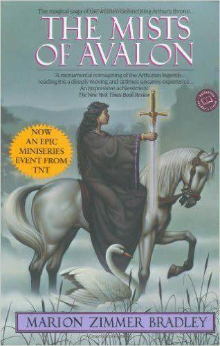 Marion Zimmer Bradley's sweeping novel, <i><span>The Mists of Avalon</span></i>, is a creative re-telling of the King Arthur legend&amp;nbsp;from the perspective of the powerful priestess, Morgaine. Like any great novel, <i>The Mists of Avalon</i> has a way of getting under your skin and may pique your interest in magic and witchcraft more than any other book ever could.