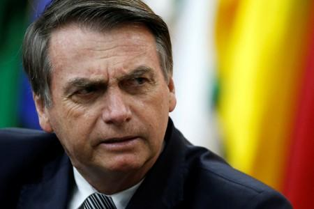 Brazil's Bolsonaro says government may cut worker protections to boost job creation