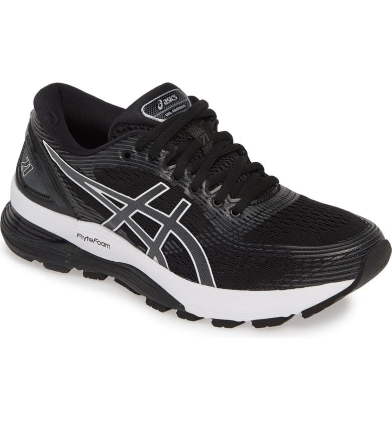 "<p><a href=""https://www.popsugar.com/buy/ASICS%20GEL-Nimbus%2021%20Running%20Shoe-470149?p_name=ASICS%20GEL-Nimbus%2021%20Running%20Shoe&retailer=shop.nordstrom.com&price=112&evar1=fit%3Aus&evar9=46370503&evar98=https%3A%2F%2Fwww.popsugar.com%2Ffitness%2Fphoto-gallery%2F46370503%2Fimage%2F46399574%2FASICS-GEL-Nimbus-21-Running-Shoe&list1=shopping%2Cnordstrom%2Cworkout%20clothes%2Csale%2Csale%20shopping%2Cnordstrom%20sale%2Cnordstrom%20anniversary%20sale&prop13=mobile&pdata=1"" rel=""nofollow"" data-shoppable-link=""1"" target=""_blank"" class=""ga-track"" data-ga-category=""Related"" data-ga-label=""https://shop.nordstrom.com/s/asics-gel-nimbus-21-running-shoe-women-regular-retail-price-150/5044029?origin=category-personalizedsort&amp;breadcrumb=Home%2FAnniversary%20Sale%2FWomen%2FShoes%2FSneakers%20%26%20Athletic&amp;color=black%2F%20dark%20grey"" data-ga-action=""In-Line Links"">ASICS GEL-Nimbus 21 Running Shoe</a> ($112, originally $150)</p>"