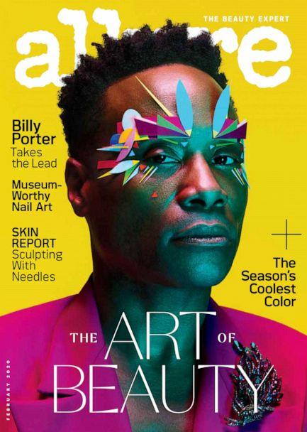 PHOTO: Billy Porter is the first male to be on the cover of Allure magazine. (Allure Magazine)