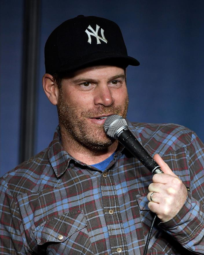 Steve Rannazzisi claimed he had a narrow escape from the North Tower in 9/11.