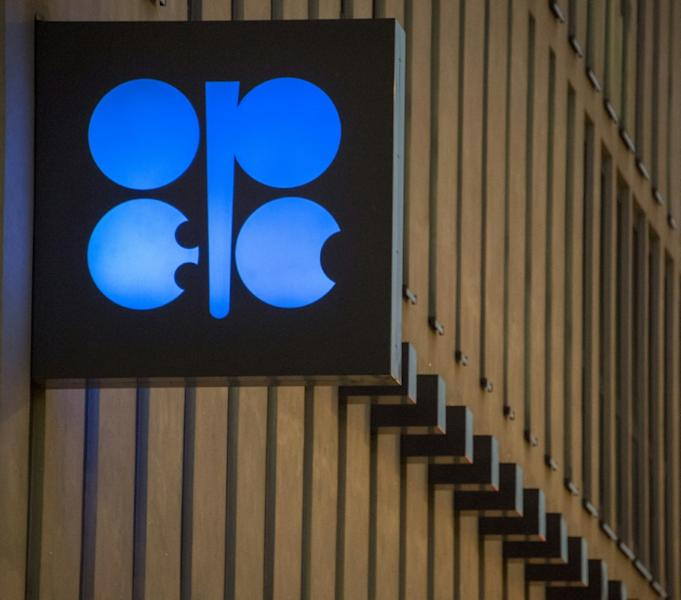 OPEC+ nations have been bound since the beginning of 2017 by a voluntary reduction agreement of 1.2 million barrels per day (AFP Photo/JOE KLAMAR)