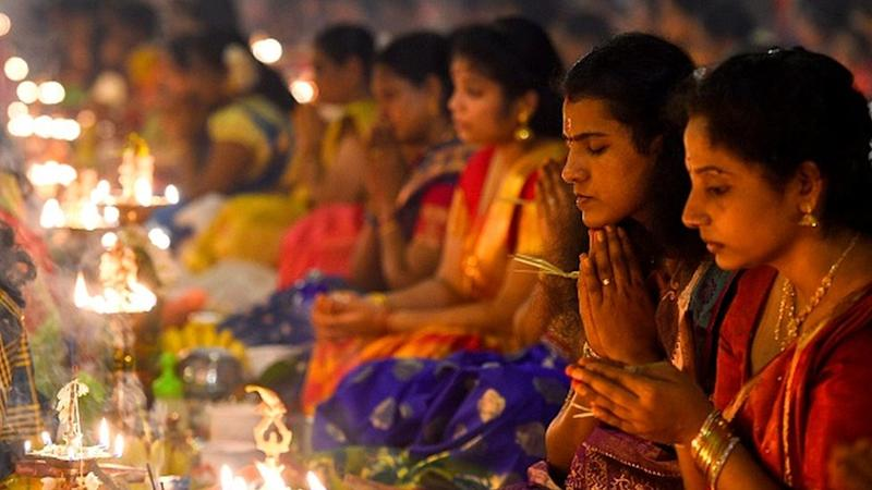 In pictures: Diwali celebrations around the world
