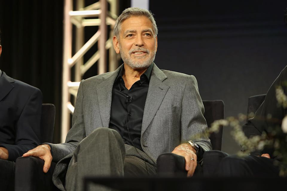 George Clooney has spoken out in defence of Meghan Markle [Photo: Getty]