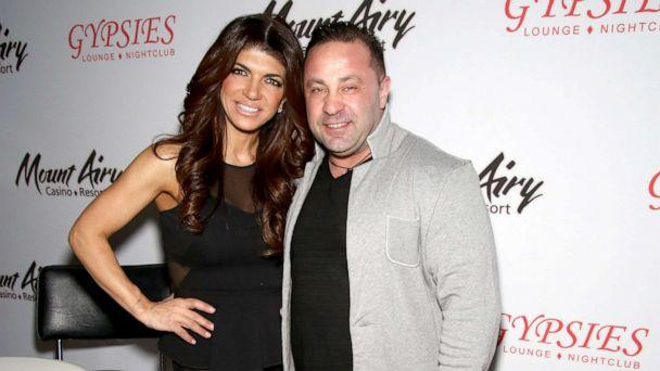 PHOTO: Teresa Giudice and Joe Giudice appears at Mount Airy Resort Casino for a book signing and meet and greet on March 5, 2016, in Mount Pocono, Pa. (Paul Zimmerman/Getty Images, FILE)