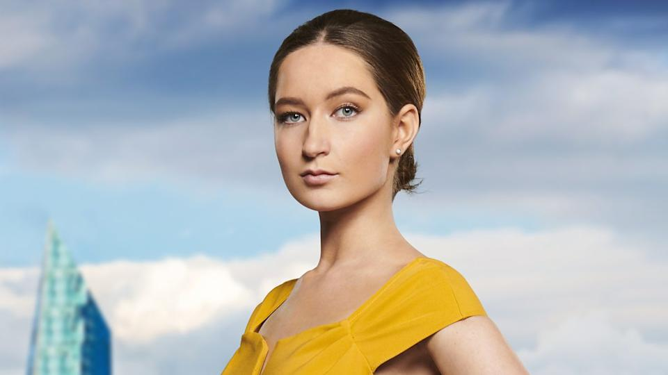 Lottie Lion appeared on 'The Apprentice' in 2019. (Credit: BBC)