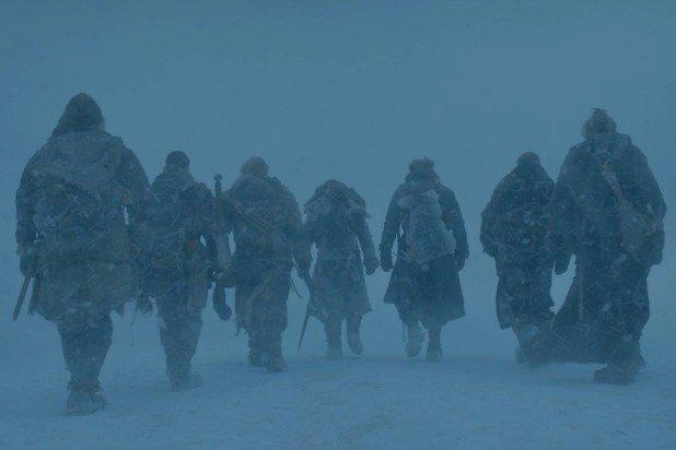 Eastwatch' Leaves 'Game of Thrones' Fans Hype AF for Final