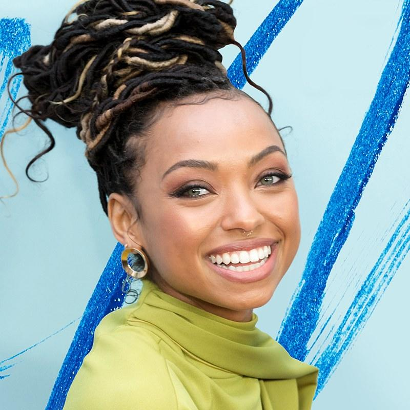 Dear White People Star Logan Browning on Her Skin Care Routine, Beauty Crush, and Being a 'Curly Girl'