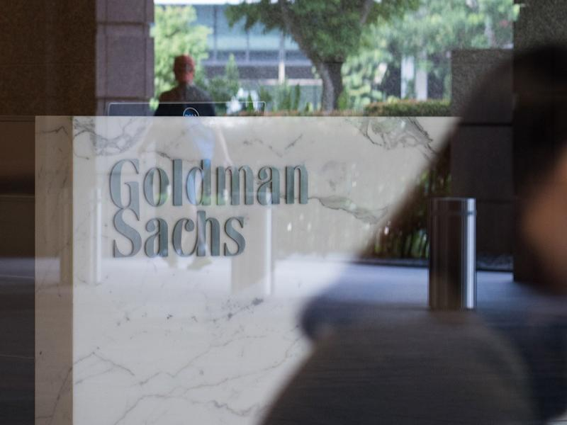 Goldman Plows More Funding Into No-Code Software Startup