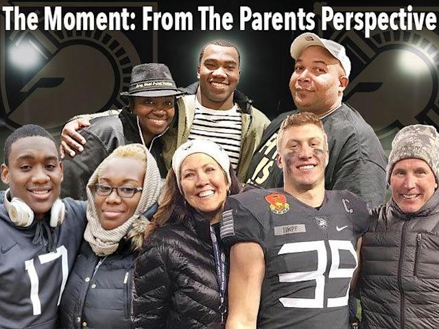 TBT (FREE): Army-Navy game ... The Moment: From the Parents perspective