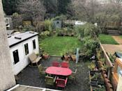 <p>There's space to entertain friends outside, plus a spacious lawn for children to enjoy. A dreamy setting in a dreamy coastal area. </p>