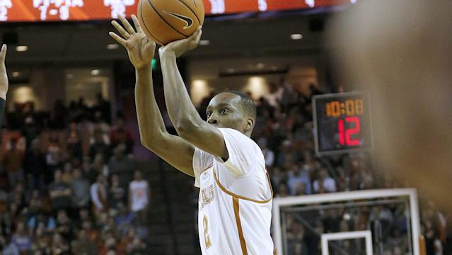 Matt Coleman delivered his career-high in Texas' win. (Associated Press)