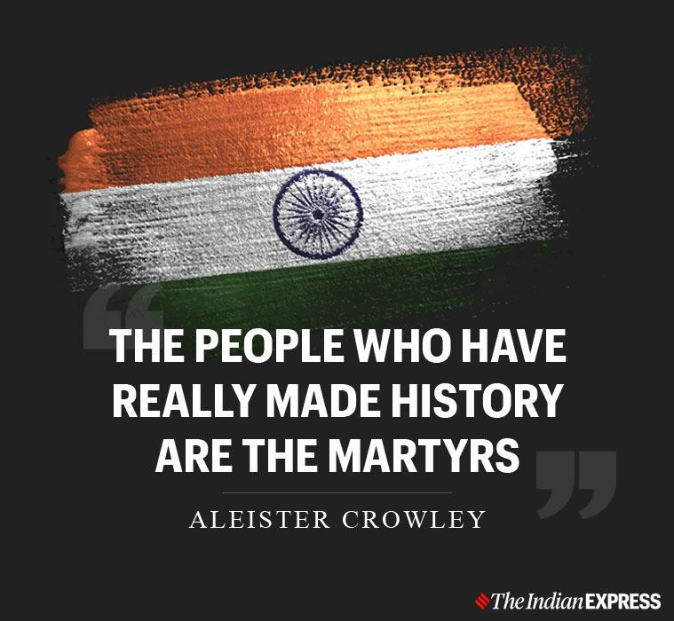 Martyrs' Day or Shaheed Diwas 2020 Quotes, Status, Images