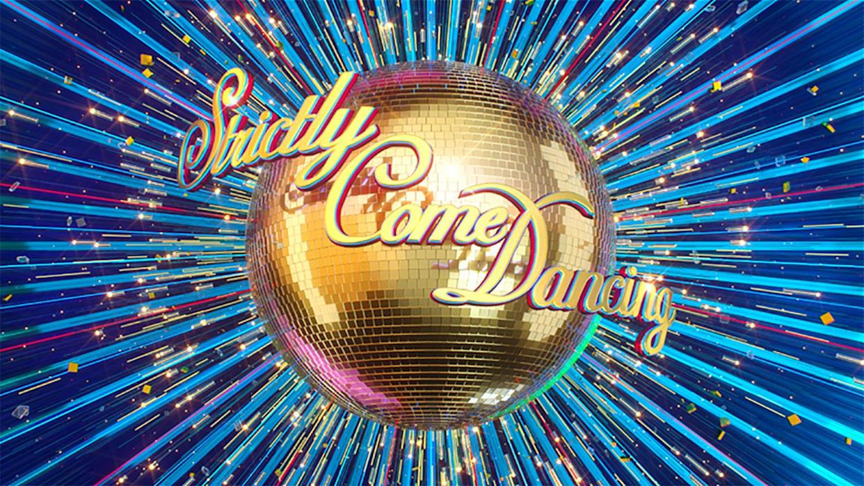 One of 'Strictly's professional dancers has tested positive for COVID-19. (BBC)
