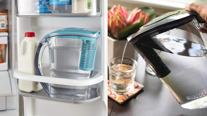 One filter works for the equivalent of 300 16-ounce water bottles.