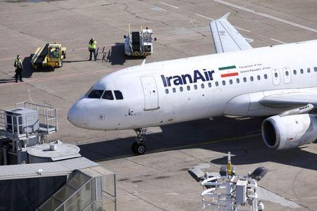 Broken agreements on the supply to Iran of Boeing and Airbus planes