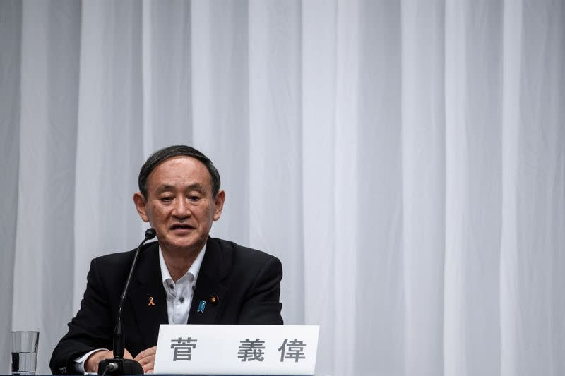 Japan's new government should focus on response to coronavirus, digitalization: Reuters poll