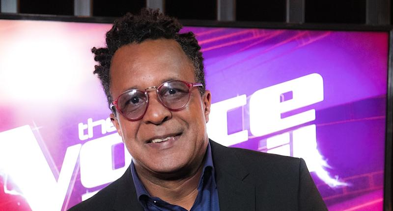 "Tony Gordon, vencedor do ""The Voice Brasil"". Foto: Raquel Cunha/TV Globo"