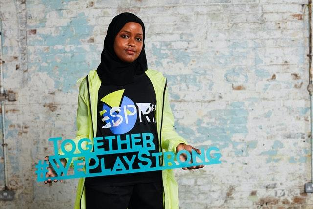 Jawahir Roble 'going all out' to blaze a trail as female Muslim ...