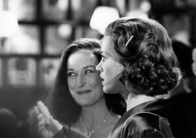 <p>Today, Streep is one of the most renowned actresses of our generation, but in 1977 she was just a newbie with a minor role alongside Jane Fonda.</p>