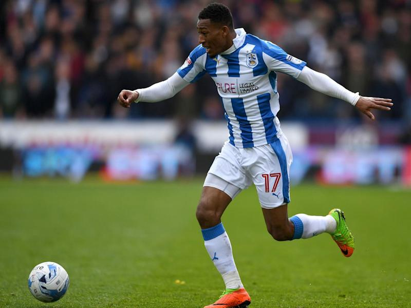 Rajiv Van La Parra in action for the home side (Getty)