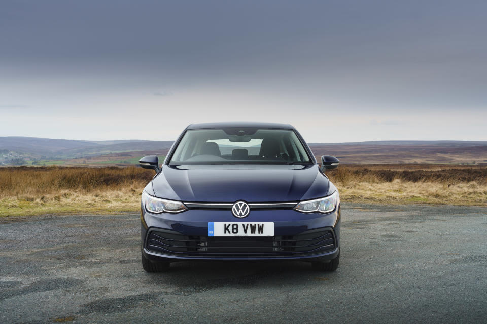 Golf front static