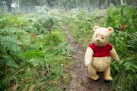 """<p>This live-action film, featuring a very cuddly looking CGI Winnie the Pooh, follows a now-adult Christopher Robin as he reconnects with his childhood friends and rediscovers his sense of imagination. </p> <p><a href=""""https://cna.st/affiliate-link/DBDZJrJC3N2Eyr17FBJscxbwJBpDGEUU8KyMkYe7bg9YKv7V3zURbm98K8X1MuH78PyCaNAgRMfhDHKTuAcGTQqjkUFrZB5AYUGbyMGMP5Fpf5ottqjVJXd8vHUNDT2?cid=60621d14301bb4237072545e"""" rel=""""nofollow noopener"""" target=""""_blank"""" data-ylk=""""slk:Available to stream on Disney+"""" class=""""link rapid-noclick-resp""""><em>Available to stream on Disney+</em></a></p>"""