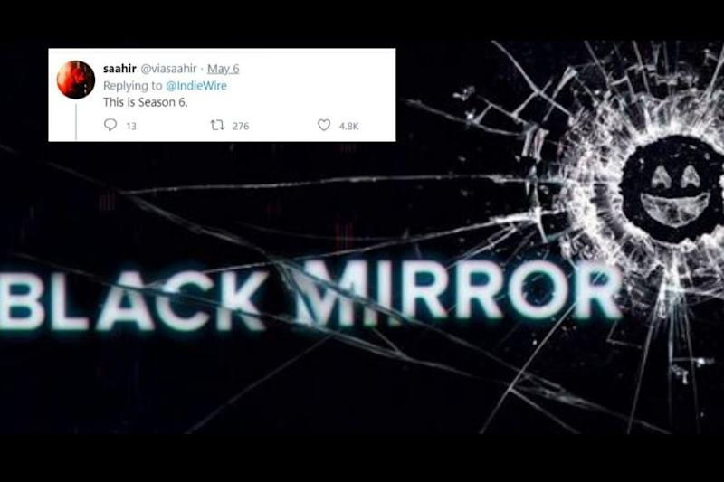 Black Mirror Creator Won't Come up With Another Season Because the World is Living in One