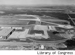 Loring Air Force base, Library of Congress