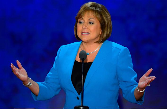 Martinez, a lawyer and former district attorney, became the nation's first female Hispanic governor in 2011. She's also the first woman to ever hold the post in New Mexico. In 2013, she signed the <a href=&quot;http://www.kvia.com/news/Gov-Martinez-signs-Fair-Pay-for-Women-Act/19340964&quot; target=&quot;_blank&quot;>Fair Pay for Women Act,</a> which makes it easier for New Mexico women to challenge their employers on pay discrimination. She's also stood up to GOP presidential hopeful Donald Trump on his anti-immigrant rhetoric, calling his comments &quot;<a href=&quot;http://bigstory.ap.org/article/b21ac0fd74b34145a58947a8442c3fdb/new-mexico-governor-denounces-trumps-comments&quot; target=&quot;_blank&quot;>horrible</a>&quot; and &quot;uncalled for.&quot;
