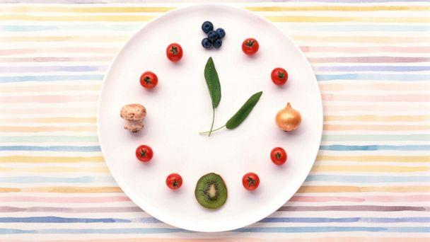 PHOTO: Vegetables are displayed on a plate in this undated stock photo. (STOCK PHOTO/Getty Images)