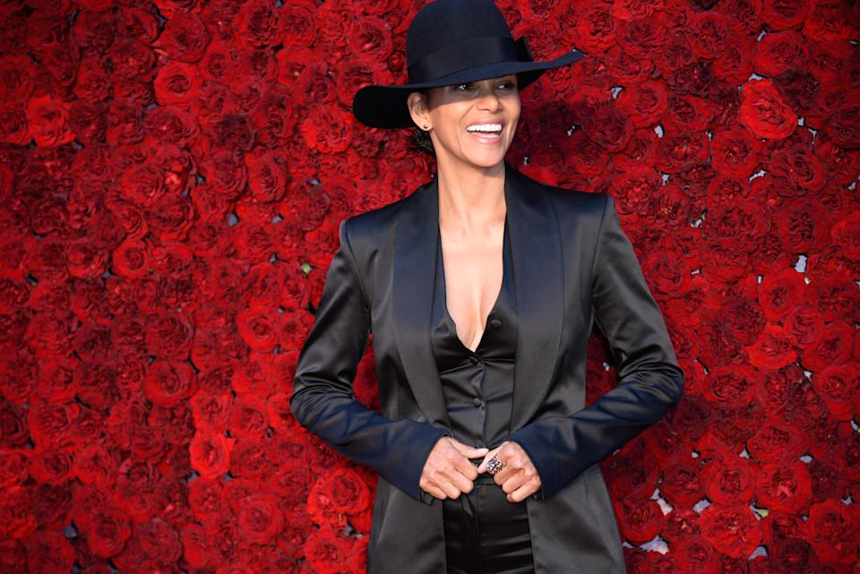 Halle Berry opens up about how her new film Bruised is personal.