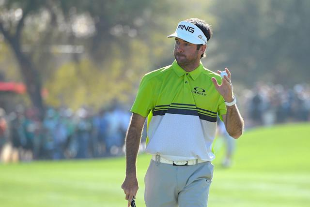 Bubba Watson sounds awfully confident about how he'll fare at the NBA All-Star Celebrity Game