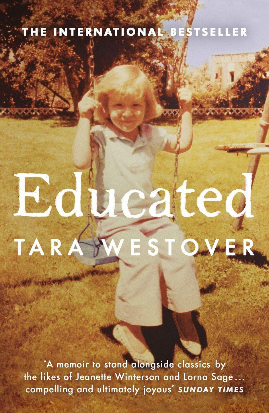 "<p>Westover's story is one of self-invention, self-belief and new beginnings. Her coming-of-age story highlights the importance of education and what it offers.</p><p><a class=""link rapid-noclick-resp"" href=""https://www.amazon.co.uk/Educated-international-bestselling-Paperback-Teaching/dp/B07S8BNNY6/ref=pd_lpo_14_t_0/261-8973071-0935254?_encoding=UTF8&pd_rd_i=B07S8BNNY6&pd_rd_r=8b94ca2b-dab2-4a48-bfc3-ce9346e422ee&pd_rd_w=yCgWt&pd_rd_wg=maq2v&pf_rd_p=5f46aaad-3d39-458b-be15-624123b74416&pf_rd_r=ZBGWAQMMGJHVW9GCEE1G&psc=1&refRID=ZBGWAQMMGJHVW9GCEE1G&tag=hearstuk-yahoo-21&ascsubtag=%5Bartid%7C1921.g.32141605%5Bsrc%7Cyahoo-uk"" rel=""nofollow noopener"" target=""_blank"" data-ylk=""slk:SHOP NOW"">SHOP NOW</a></p>"