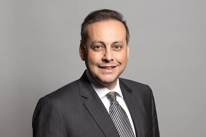 Imran Ahmad Khan is the MP for Wakefield (UK Parliament)