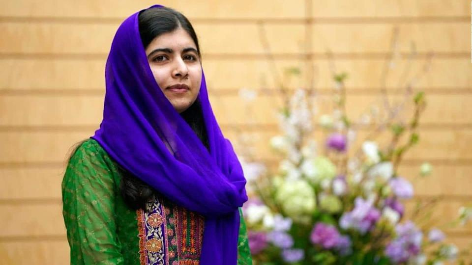 Pakistani Nobel laureate Malala Yousafzai signs Apple TV+ deal
