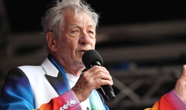 Tony Abbott  'not fit' to get UK trade job due to LGBT comments, Sir Ian McKellen says