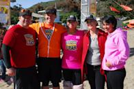 """<p>Matt ended up falling in love with <em>The Biggest Loser</em> runner-up Suzy Hoover, and the two got married. They now have two children together. Hoover later told <em><a href=""""http://content.time.com/time/specials/2007/article/0,28804,1626795_1627112_1626456,00.html"""" rel=""""nofollow noopener"""" target=""""_blank"""" data-ylk=""""slk:Time"""" class=""""link rapid-noclick-resp"""">Time</a></em> that he gained more than 15 pounds within a day of winning the show.</p>"""